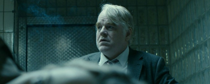 Philip Seymour Hoffman in A Most Wanted Man (2014)