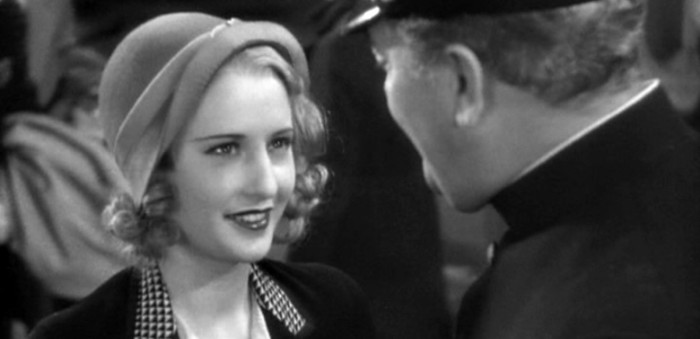 Barbara Stanwyck in Baby Face (1933)