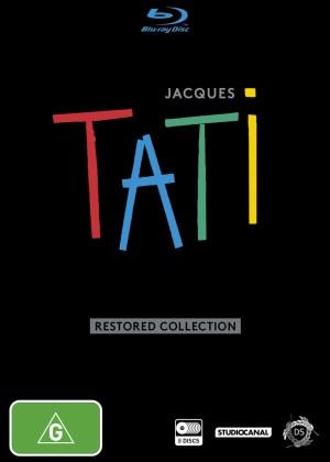 Jacques Tati boxset