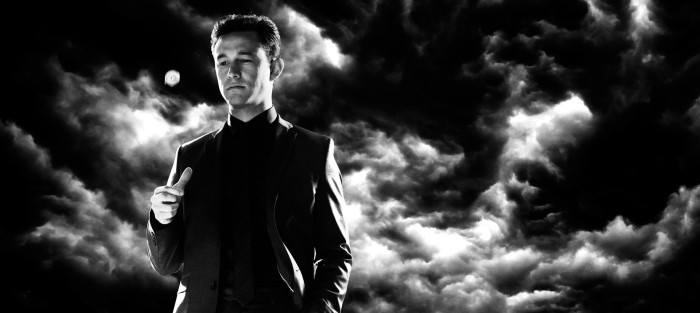 Joseph Gordon-Levitt in Sin City: A Dame to Kill For (2014)
