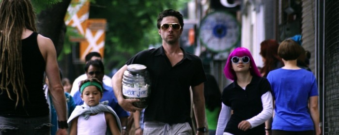 Zach Braff in Wish I Was Here