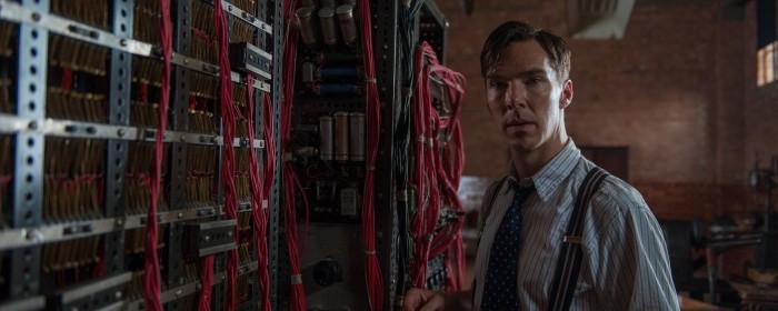 Benedict Cumberbatch in The Imitation Game (2014)