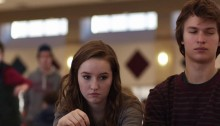 Ansel Elgort and Kaitlyn Dever in Men, Women & Children (2014)