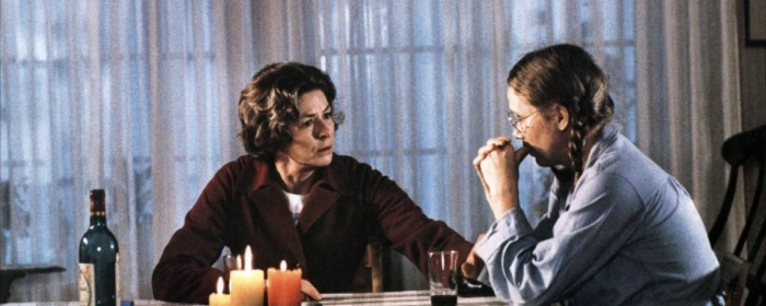 Liv Ullmann and Ingrid Bergman in Autumn Sonata (1978)
