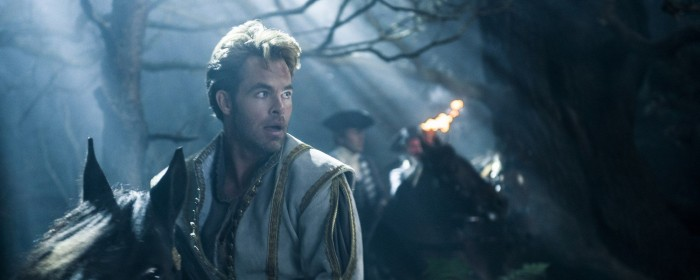 Chris Pine in Into the Woods (2014)