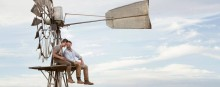 Ryan Corr and Russell Crowe in The Water Diviner