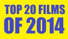 Top 20 Films of 2014