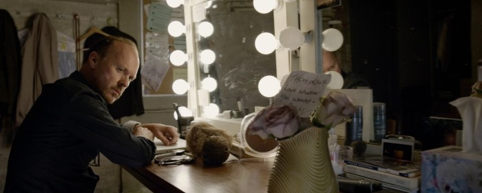 Michael Keaton in dressing room in Birdman (2014)