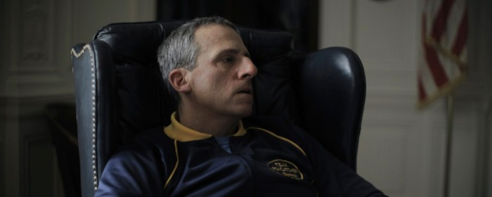 Steve Carell in Foxcatcher (2014)
