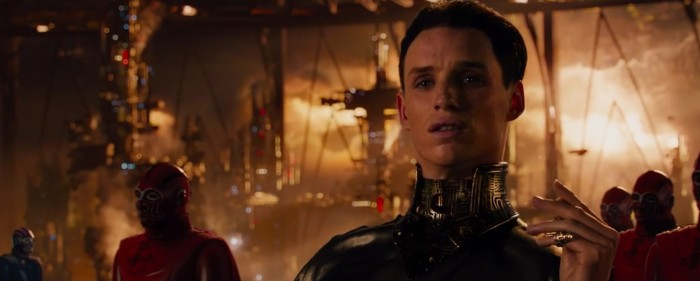 Eddie Redmayne in Jupiter Ascending (2015)