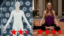 Double Feature - The Congress and Maps to the Stars