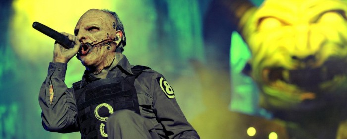 Slipknot at Soundwave Festival 2015 - Brisbane