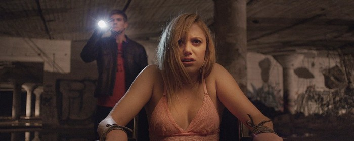 Maika Monroe in It Follows