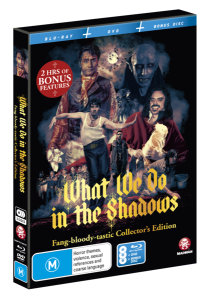 What We Do in the Shadows (Fang-bloody-tastic Collector's Edition)
