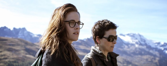Kristen Stewart and Juliette Binoche in Clouds of Sils Maria (2014)