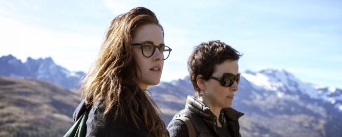 Kristen Stewart and Juliette Binoche in Clouds of Sils Maria (2014)
