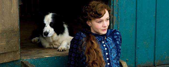 Carey Mulligan in Far From the Madding Crowd (2015)