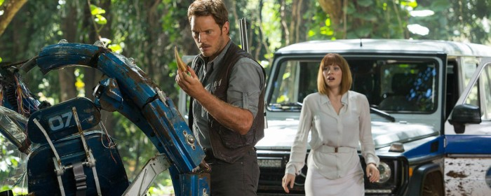 In Defense of Jurassic World