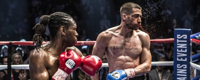 Jake Gyllenhaal in Southpaw (2015)