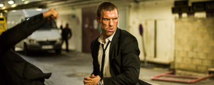 Ed Skrein in Transporter Refueled (2015)