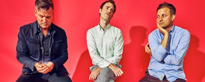 Battles - La Di Da Di band photo