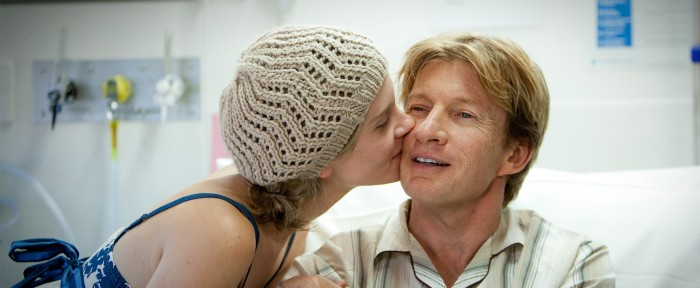Hannah Fredericksen and David Wenham in Force of Destiny (2015)