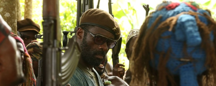 Idris Elba in Beasts of No Nation (2015)