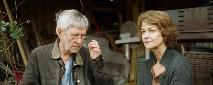 Tom Courtenay and Charlotte Rampling in 45 Years (2015)