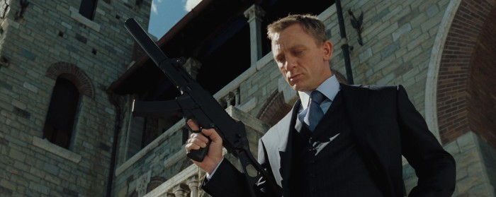 Daniel Craig as James Bond in Casino Royale (2006)
