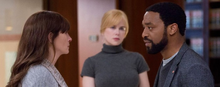 Julia Roberts, Chiwetel Ejiofor and Nicole Kidman in Secret in Their Eyes (2015)