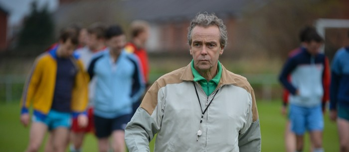 John Hannah in Shooting for Socrates (2015)