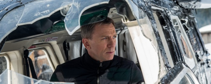 Daniel Craig as James Bond in Spectre (2015)