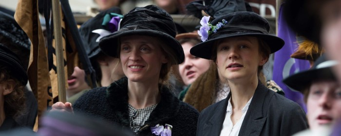 Carey Mulligan in Suffragette (2015)