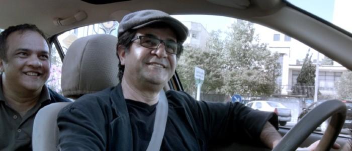 Tehran Taxi (2015)