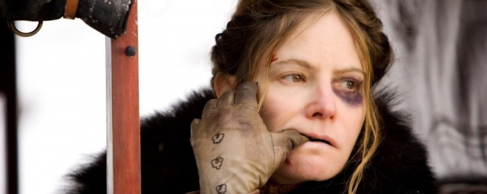 Jennifer Jason Leigh in The Hateful Eight (2015)