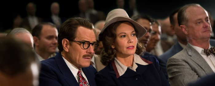 Bryan Cranston and Diane Lane in Trumbo (2015)