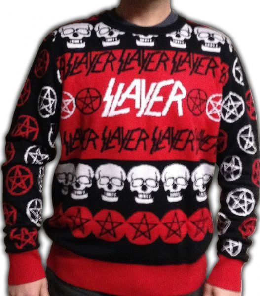 Slayer Sweater