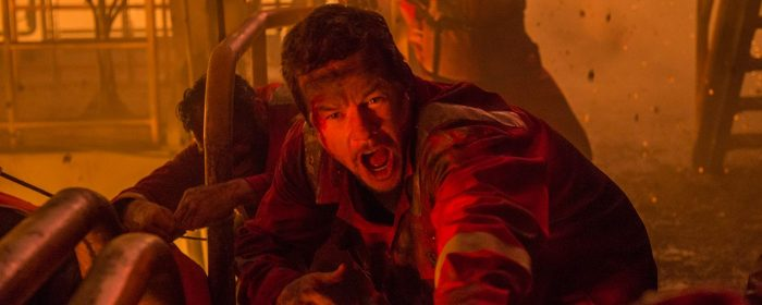 Mark Wahlberg in Deepwater Horizon (2016)
