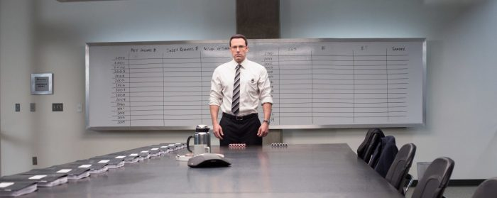 Ben Affleck in The Accountant (2016)