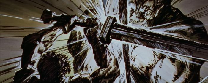 Berserk - 1997 anime