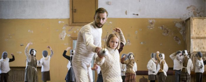The Fencer (2016)