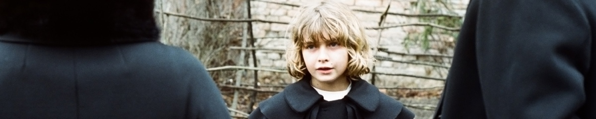 Tom Sweet in The Childhood of a Leader