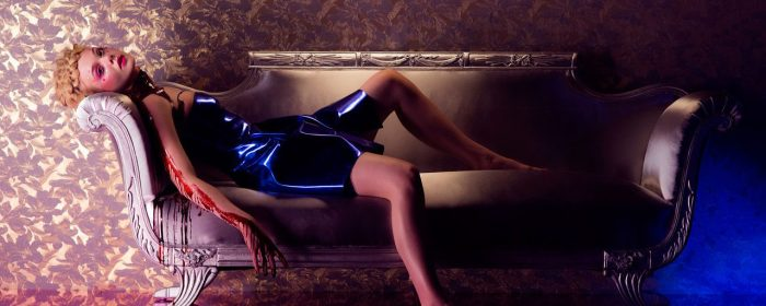 Elle Fanning in The Neon Demon