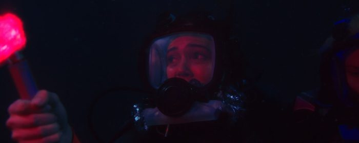 Mandy Moore in 47 Metres Down